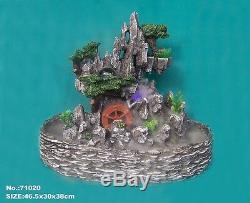 18.5\ Feng Shui Tabletop or Garden Water Fountain