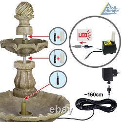 Fountain Classic Garden Water Feature 230v Outdoor Indoor Fountain Set Kit