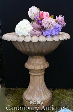 Italian Marble Garden Fountain Font Stone Water Feature