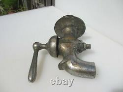 Large Antique Brass Tap Garden Sink Old Water Feature Victorian French Fountain