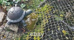 POND SPITTER TORTOISE GARDEN WATER FOUNTAIN FEATURE STATUE 1.5m HOSE NEW