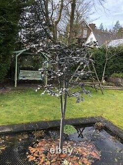 Quist Copper Tree Garden Water Fountain