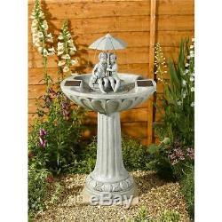 Smart Garden Umbrella Fountain Garden Water Feature Ornament