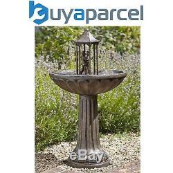 Bain De Fontaine D'eau 1170441 De Jardin De Couple De Danse Solaire De Jardin Intelligent