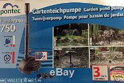 Bassin De Jardin De 50 Gallons, Piscine Avec Liner Et Fontaine, Point D'eau Extérieur