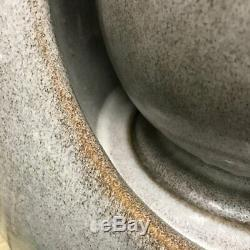 Caractéristique Aquatique Extérieure De Patio De Jardin De Fontaine En Céramique De Malaga Avec Les Lumières De Led