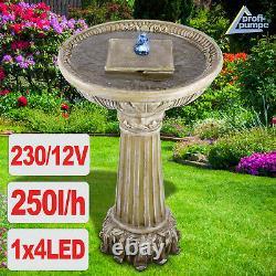 Caractéristiques De L'eau Fontaine De Jardin Fontaine D'amour Fontaine Classique Fontaine Led Lights Fontaine