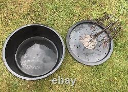 Caractéristiques De La Fontaine Et De L'eau De Jardin En Cuivre De Saule