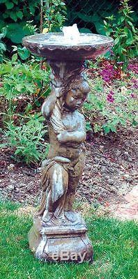 Caractéristiques Urchin Fontaine De Jardin Fontaine De Jardin D'eau