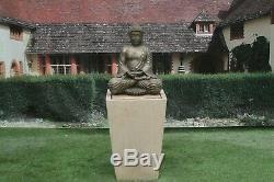 Compassion Bouddha Cantabury Bain Jardin Pierre Fontaine D'eau Caractéristiques