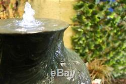 Fonction Classique Urne Traditionnel Jardin Eau, Fontaine D'extérieur Great Value