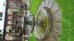 Fontaine D'eau Jardin
