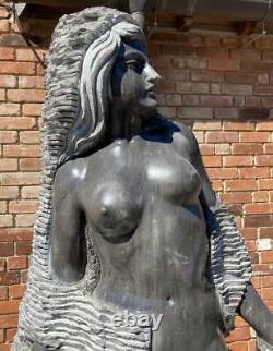 Fontaine Et Lavabo H193cm De Mer De Jardin Abstraite