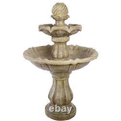 Fountain Classic Garden Water Feature 230v Extérieur Indoor Fountain Set Kit