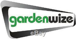 Gardenwize Jardin Extérieur Noir Solaire Ronde Permanent Boule D'eau Fontaine Feature