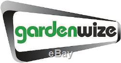 Gardenwize Jardin Solaire Brown Terre Cuite Cascade Fontaine D'eau Caractéristiques