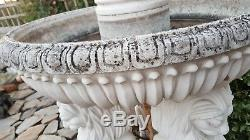 Grand Jardin Marble1750mm Fountain Eau Feature 3 Grace Statue En Plein Air Ornement