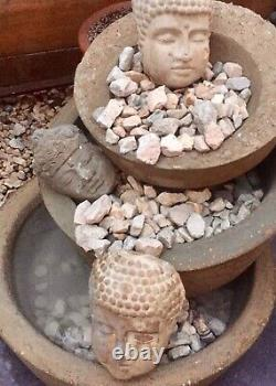 Grande Caractéristique D'eau De Fontaine De Jardin
