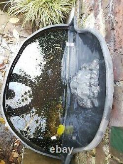 Le Plomb Solide Élégant Bespoke Lion Head Eau Caractéristiques Et Fountain London W8