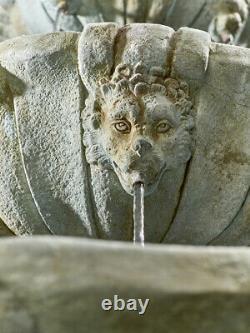 Lioness Fountain Par Kelkay Easy Fountain Water Feature 44001l