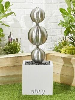 Mercury Cascade Par Kelkay Easy Fountain Water Feature 45197