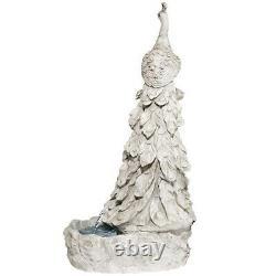 Paon Urn Abreuvoirs Sculpture Zen Patio Porche Balcon Jardin Statue Art