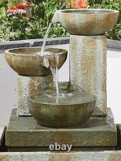 Patina Bowls Par Kelkay Easy Fontaine Caractéristique De L'eau 44000