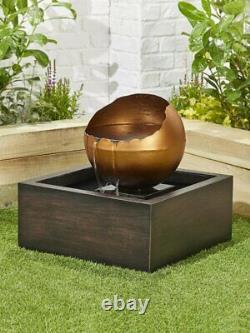 Pooling Sphere Inc Led Par Kelkay Easy Fountain Water Feature 45214l