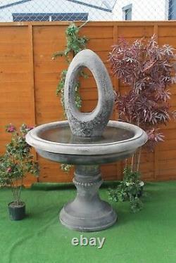 Sélection Énorme De Fontaines De Jardin De Pierre, Caractéristique Classique D'eau De Fontaine D'oeil
