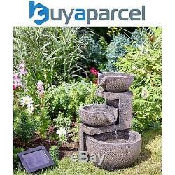Smart Garden Solaire Gênes Cascade Oriental Garden Eau Caractéristiques Fontaine