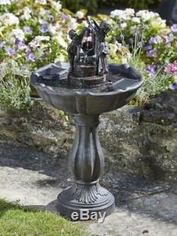 Smart Garden Tipping Pail Eau Fontaine De Jardin Ornement De Fonction